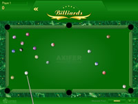 Jeu Billard Axifer